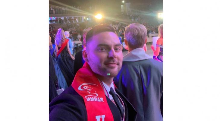 31-летний бизнесмен из Кирова победил в конкурсе «Мистер Россия»