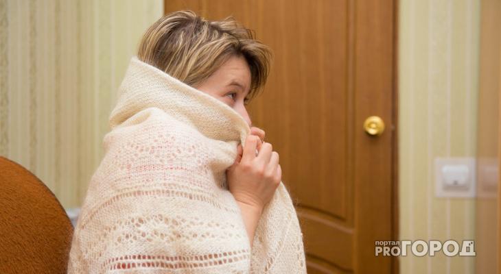 Стал известен график включения отопления в Кирове