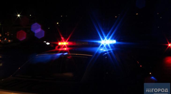 В Кировской области пьяный водитель в трусах пытался дать взятку инспектору ДПС