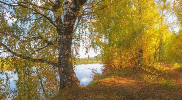 Фоторепортаж из Instagram: 18 сентябрьских фотографий кировчан