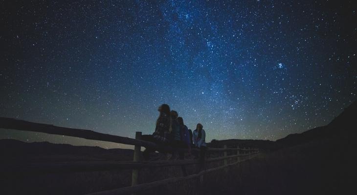Жители Кировской области смогут увидеть звездопад