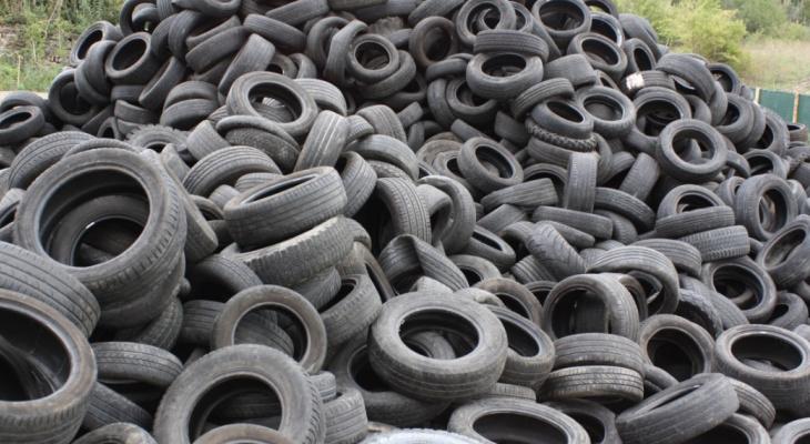 В Кирове можно будет сдать шины для благоустройства детских площадок