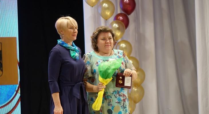 В Кирове отметили преподавателей, чьи ученики набрали 100 баллов по ЕГЭ