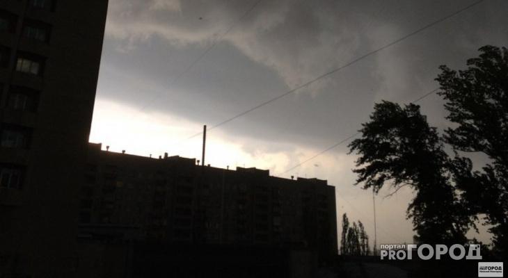 Сильный ветер и дождь со снегом: прогноз погоды в Кирове на следующую неделю
