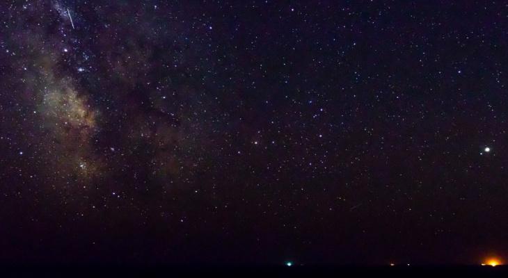Жители Кировской области увидят звездопад