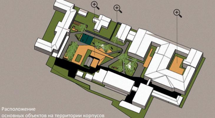 В Кирове хотят создать университетский кампус