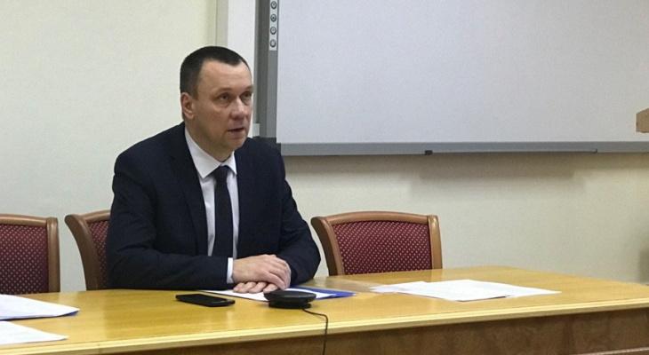 Известны причины ухода министра энергетики и ЖКХ Кировской области