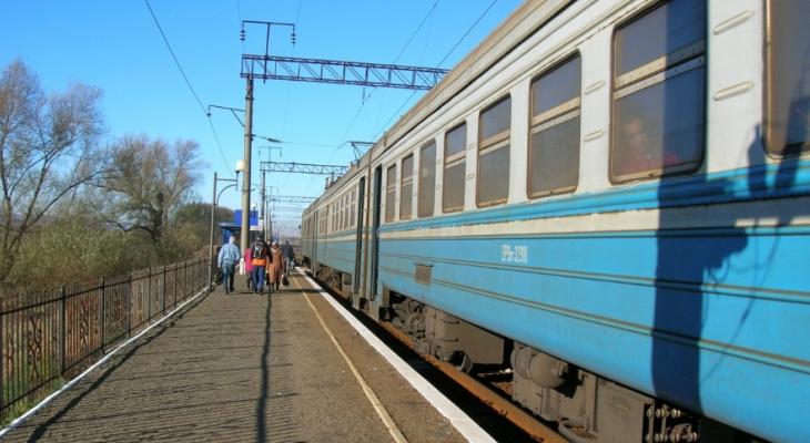 В Кировской области изменится расписание электричек на ноябрьские праздники