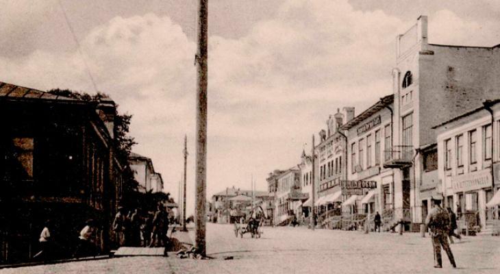 Тест: угадай улицы и дома Кирова по старым фото