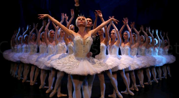 Артисты «Классического русского балета» покажут в Кирове «Лебединое озеро»