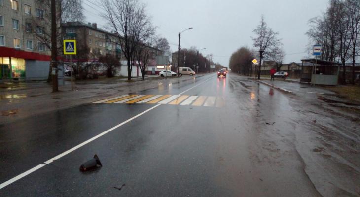 5 человек в Кирове сбили на пешеходных переходах за сутки