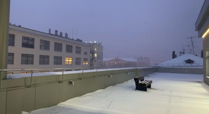 За 10 дней в Кирове выпала месячная норма осадков