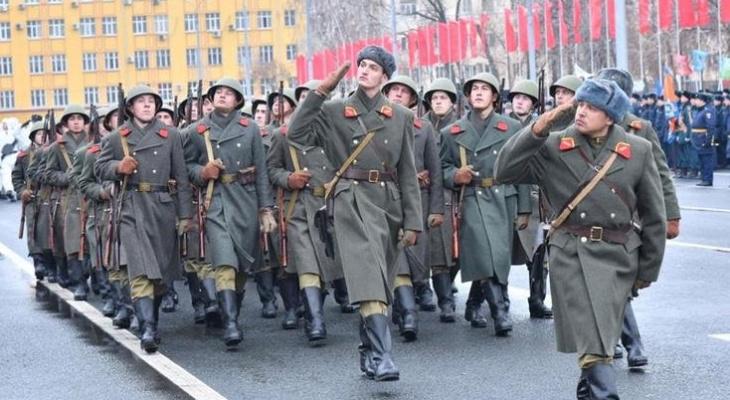 Кировчане приняли участие в Параде Памяти