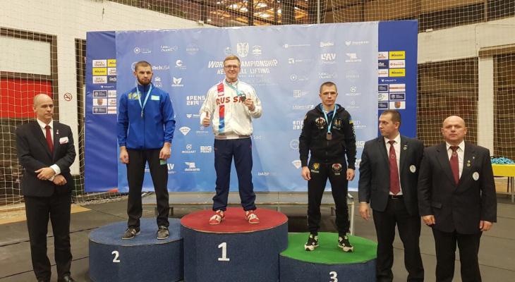 Кировский студент стал чемпионом мира по гиревому спорту