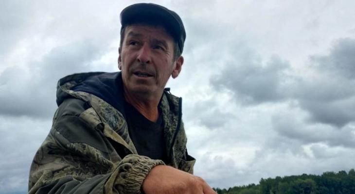 В Кировской области месяц ищут пропавшего без вести рыбака