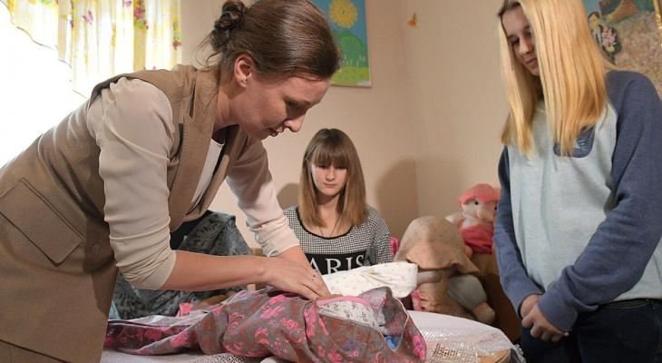 10 миллиардов потратят на поддержку семей с детьми и льготников в Кировской области