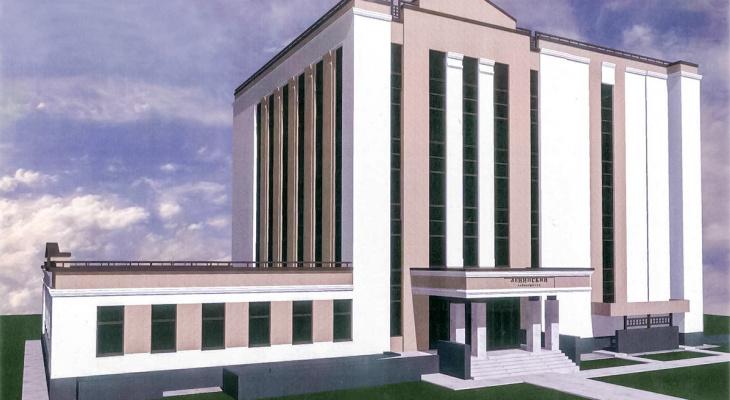 УФАС остановило конкурс на строительство здания Ленинского суда за 100 миллионов