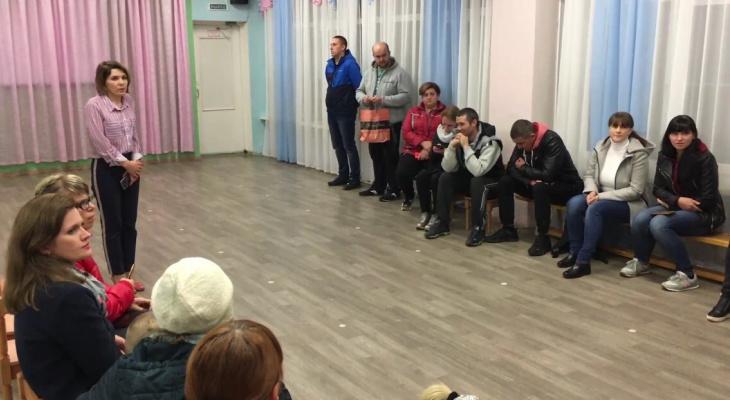 Разруха, мухи, саботаж: администрация Кирова проведет проверку после вызова ОМОНа в детсад