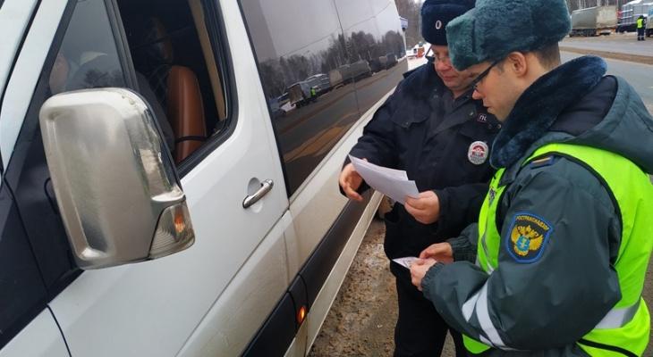 """4 нелегала: результаты """"сплошных проверок"""" автобусов после смертельного ДТП под Нолинском"""