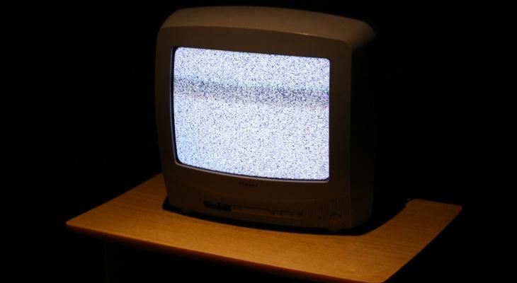В администрации объяснили причину массового сбоя ТВ-вещания в Кировской области