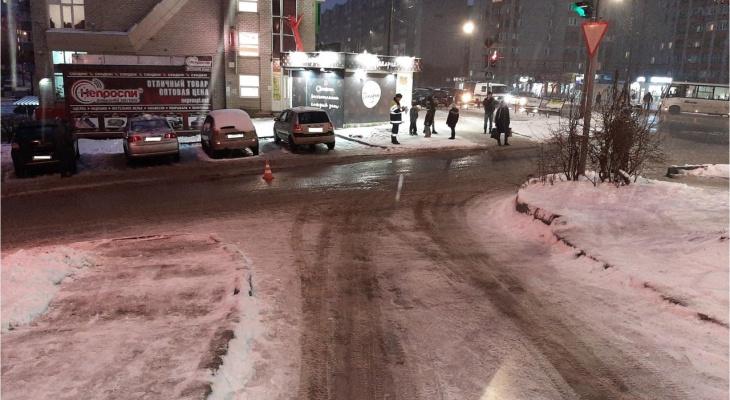 В Кирове ищут женщину, которая сбила ребенка и скрылась с места ДТП
