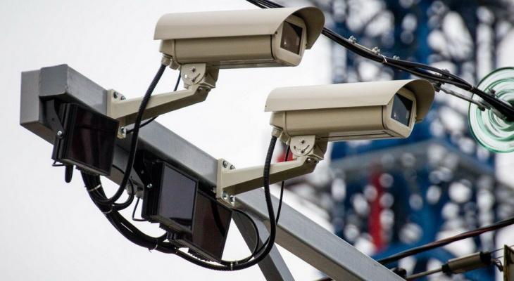 В Кирове дополнительно установят 19 камер фиксации нарушений