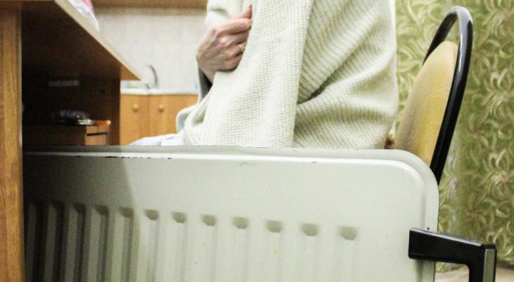 Несколько районов Кирова остались без отопления и горячей воды