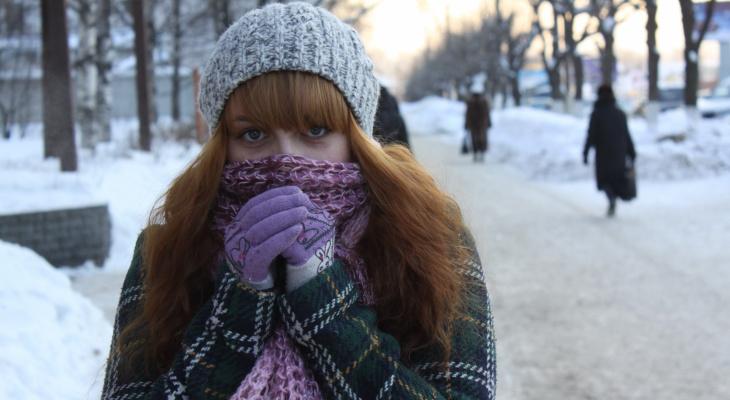 Оттепели не будет: народный синоптик рассказала о погоде в Кирове на декабрь