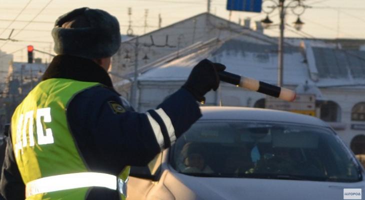 Кировских водителей ждут «сплошные» проверки на дорогах