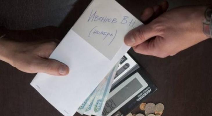 Кировская область вошла в восьмерку регионов с самыми низкими зарплатами