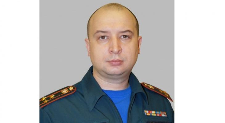 В Кировской области назначен врио начальника ГУ МЧС из Самары