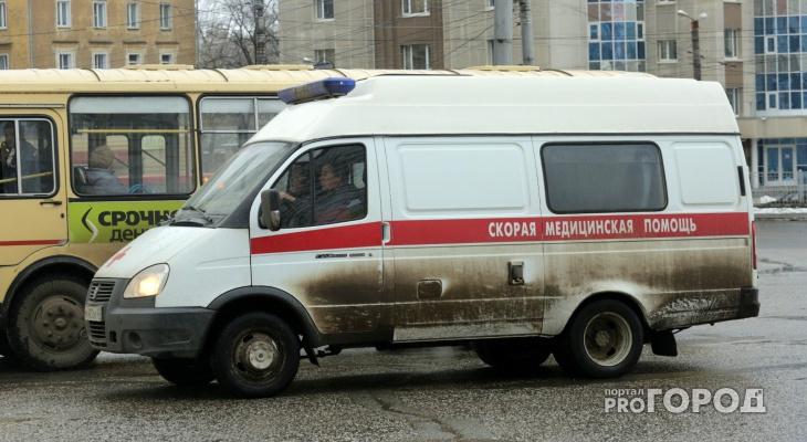 В Кирове мужчина вызвал скорую и избил бригаду медиков