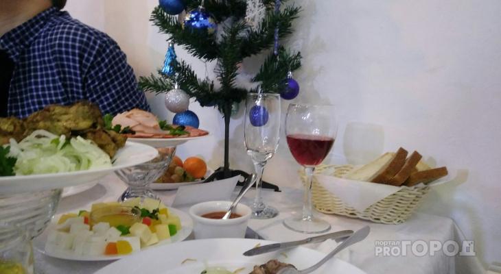 Кировчане рассказали, сколько готовы потратить на новогодний стол