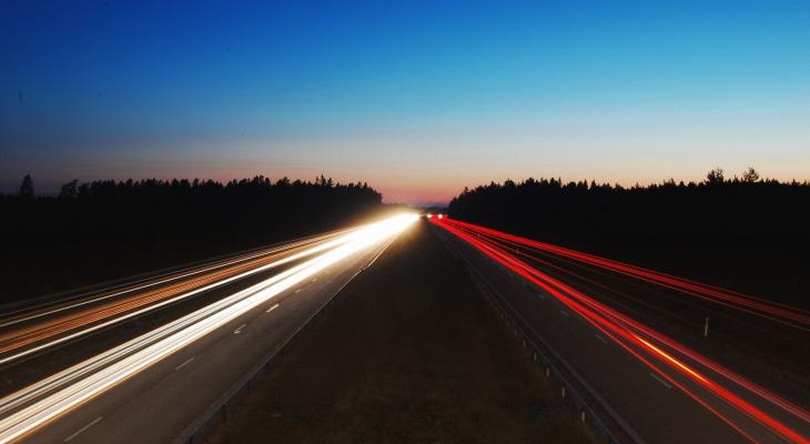 В Кировской области реконструируют федеральную трассу