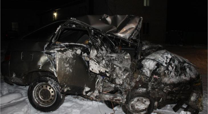 В Кировской области в ДТП погибли трое: появились подробности происшествия