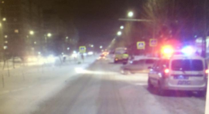 В Кирове девушка сбила ребенка и уехала с места аварии