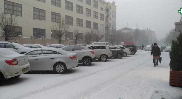 Метель, дождь и потепление: прогноз погоды в Кирове на 7 и 8 декабря