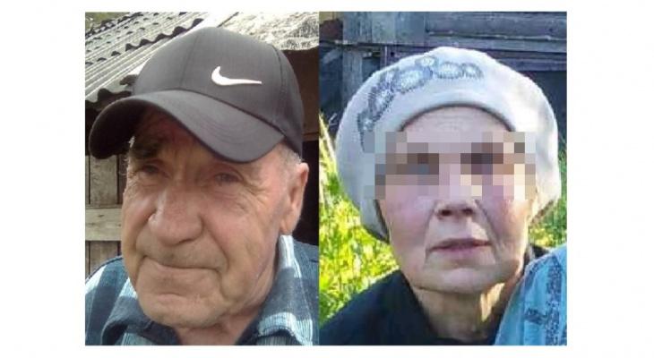 В Кирове ищут двух пропавших без вести пенсионеров