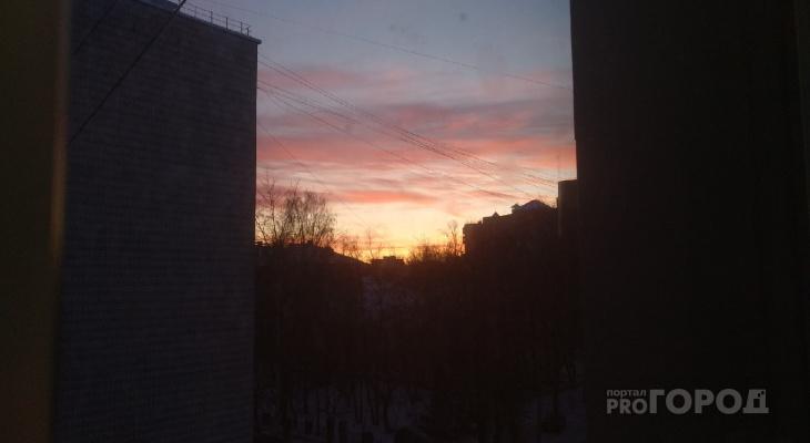 Солнце и -12°C: чем погода удивит кировчан в выходные