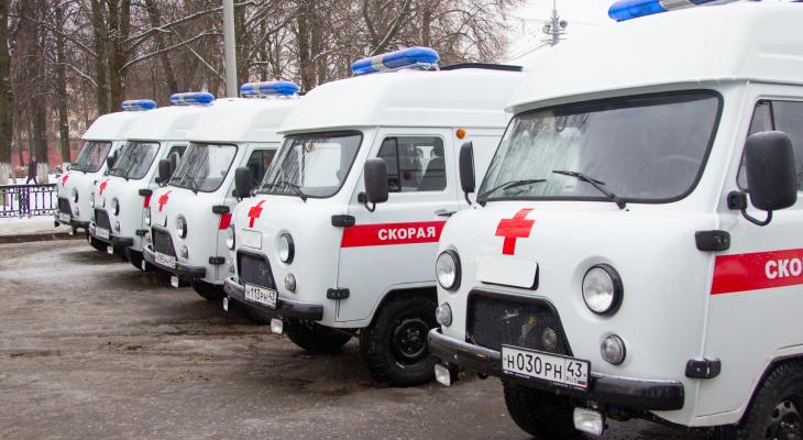 Автопарк скорой медицинской помощи региона пополнился 26 новыми автомобилями