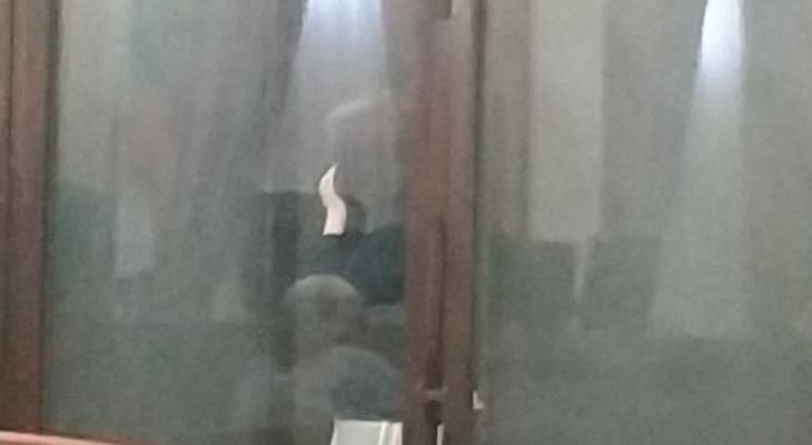 Обвиняемая в убийстве 3-летней дочери Мария Пленкина произнесла последнее слово в суде