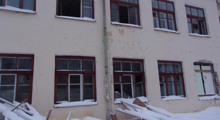В Кирове разобрали здание в нормальном состоянии, чтобы построить на его месте садик