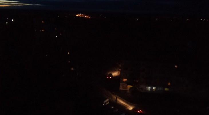 17 января в Кирове ожидается массовое отключение электричества