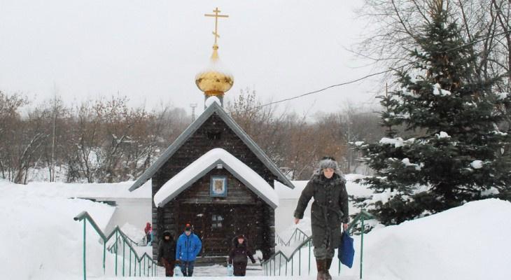 Известны первые результаты проверки качества воды в купелях Кировской области