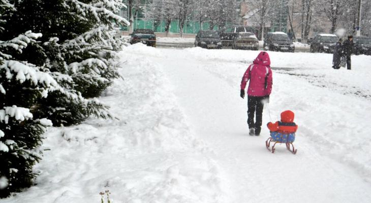 За неделю в Кирове похолодает сразу на 10 градусов