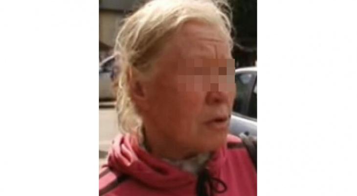 В Кирове ищут пропавшую 80-летнюю женщину с зеленой сумкой
