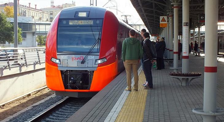 В 2021 году планируется запуск  беспилотных поездов