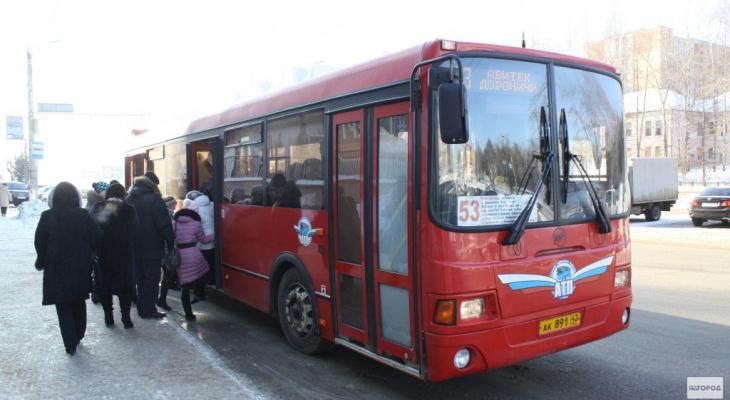 Новых автобусов не будет: АТП о ситуации с общественным транспортом в Кирове
