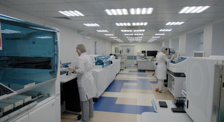 27 тысяч исследований в день: в Кирове обновили клинико-диагностическую лабораторию