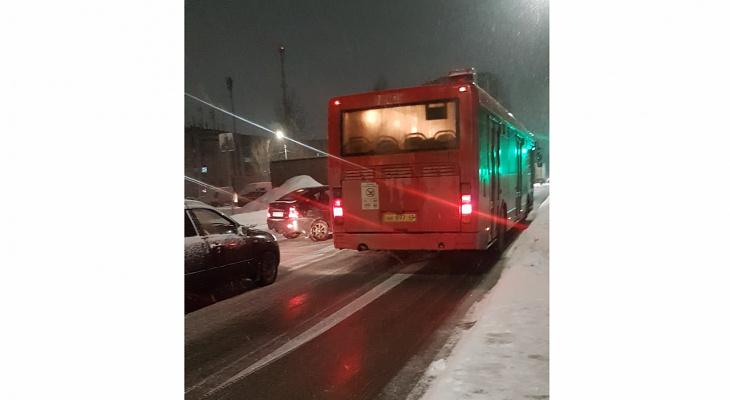 """""""Автобус едет в парк"""": в АТП прокомментировали жалобу кировчан на отсутствие автобуса №23"""